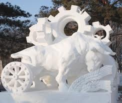 cina harbin ice and snow festival